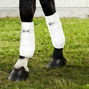 2040_Fleece-Bandages-White